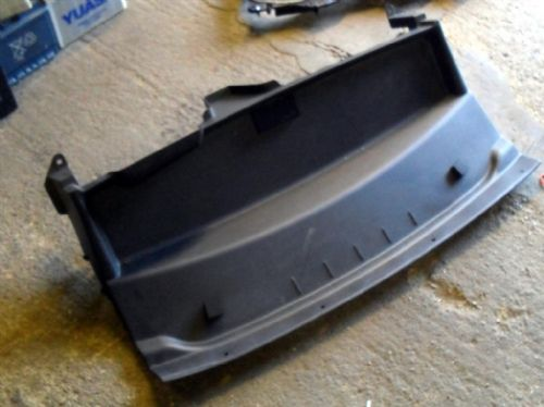 Rear deck / parcel shelf trim, MX-5 mk3 soft top